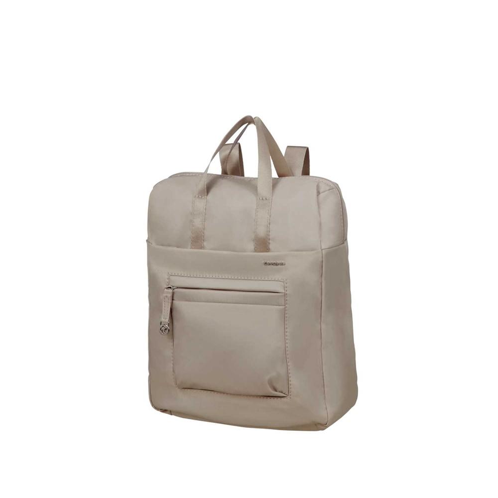 d219bcc303 SAMSONITE - Γυναικεία τσάντα πλάτης SAMSONITE MOVE 2.0 εκρού ...