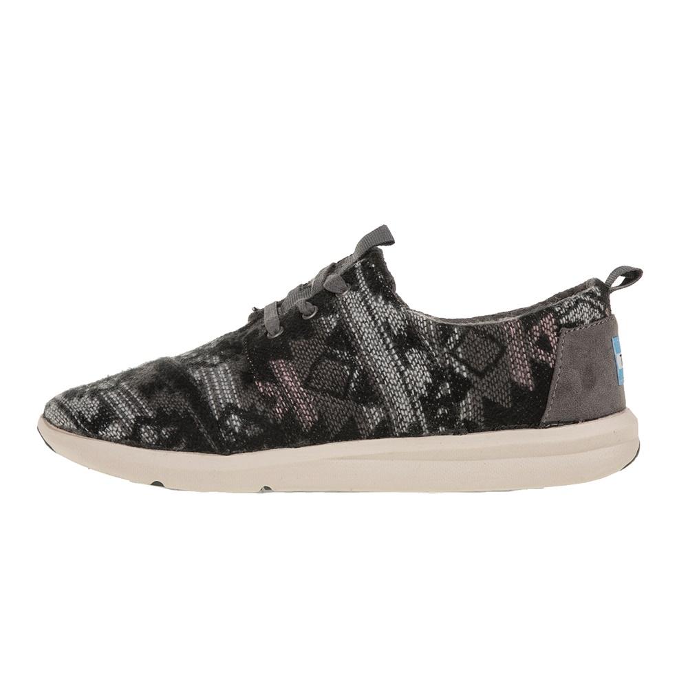 f47dc992116 TOMS - Γυναικεία μάλλινα sneakers TOMS γκρι