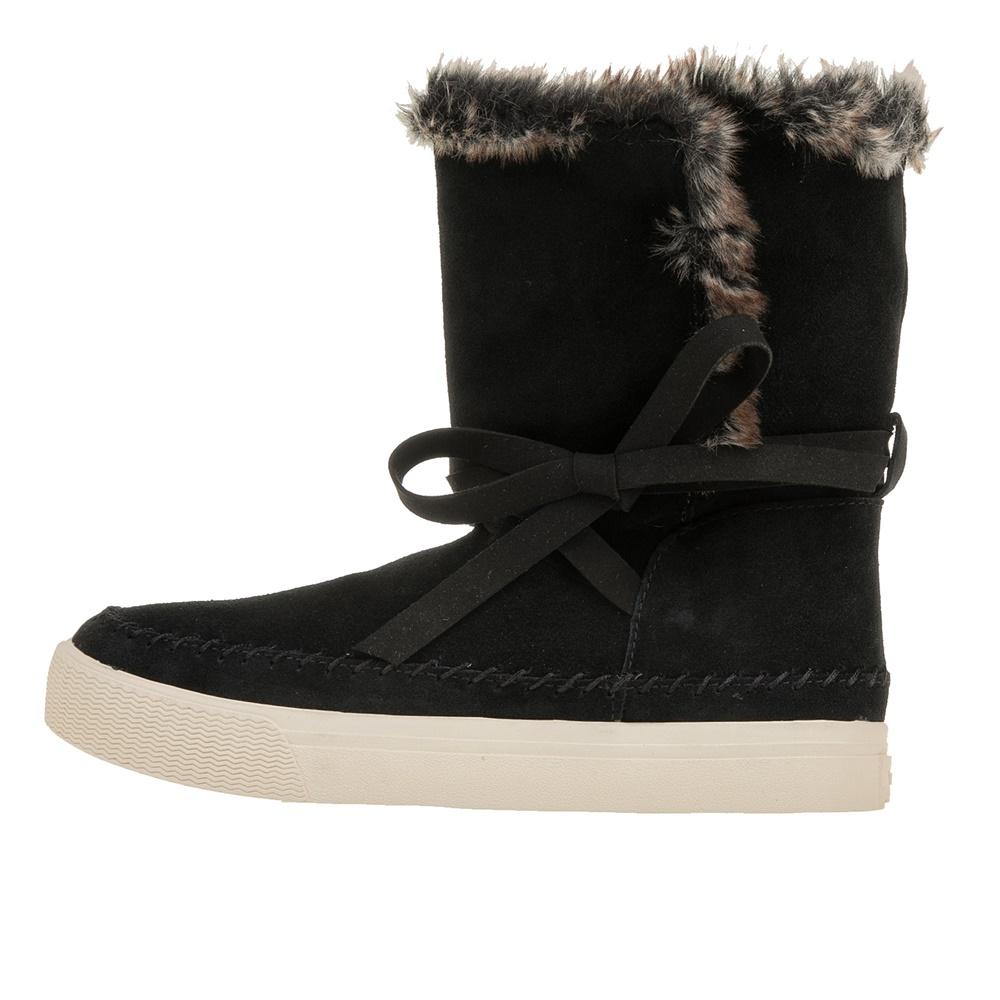 1a2f872a4bf TOMS – Γυναικεία μποτάκια Toms Shoes Vista μαύρα. Factory Outlet