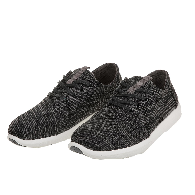 TOMS - Ανδρικά sneakers TOMS μαύρα cb828f344dc