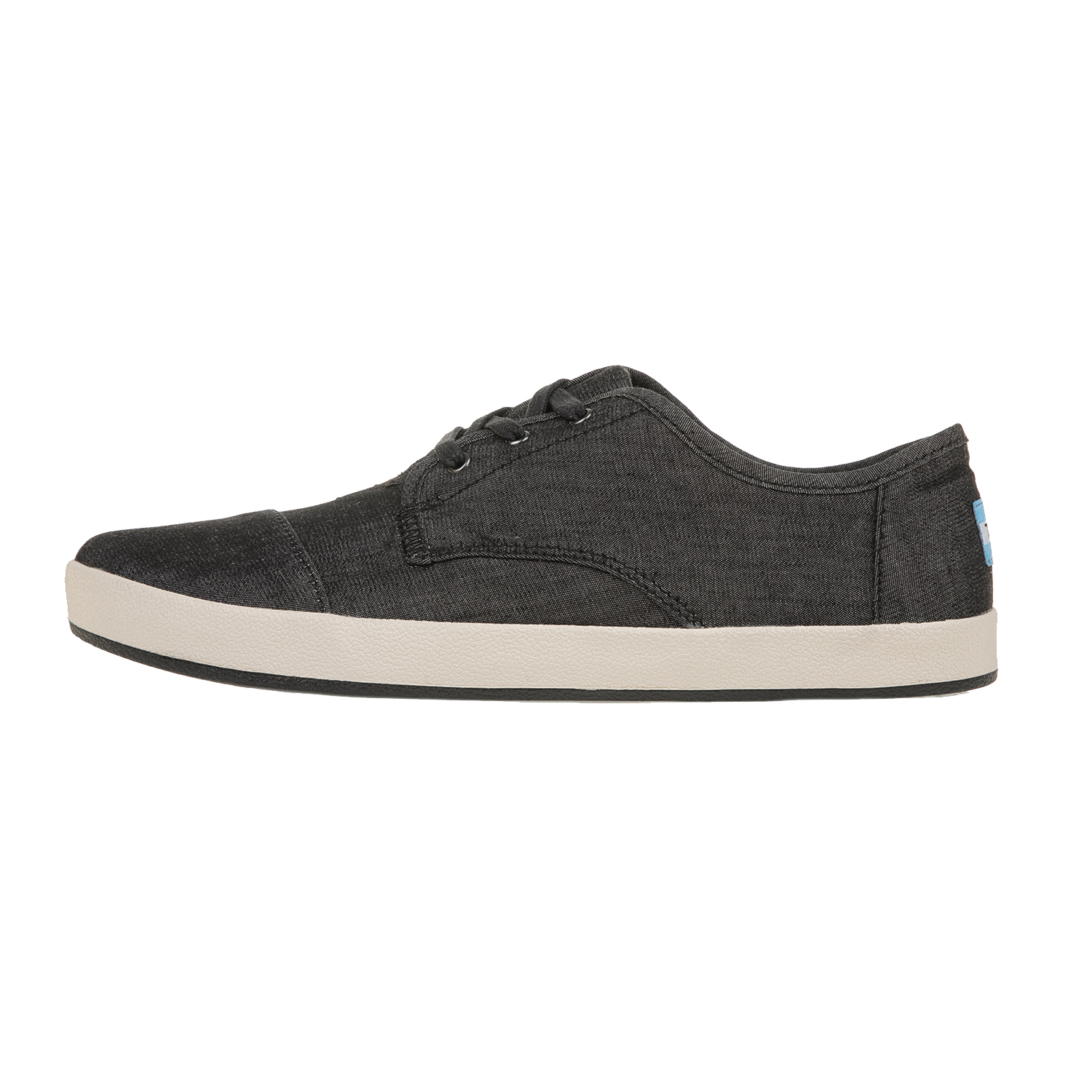 2827556c091 ... TOMS - Ανδρικά δετά παπούτσια TOMS ανθρακί 1700144.0-7107