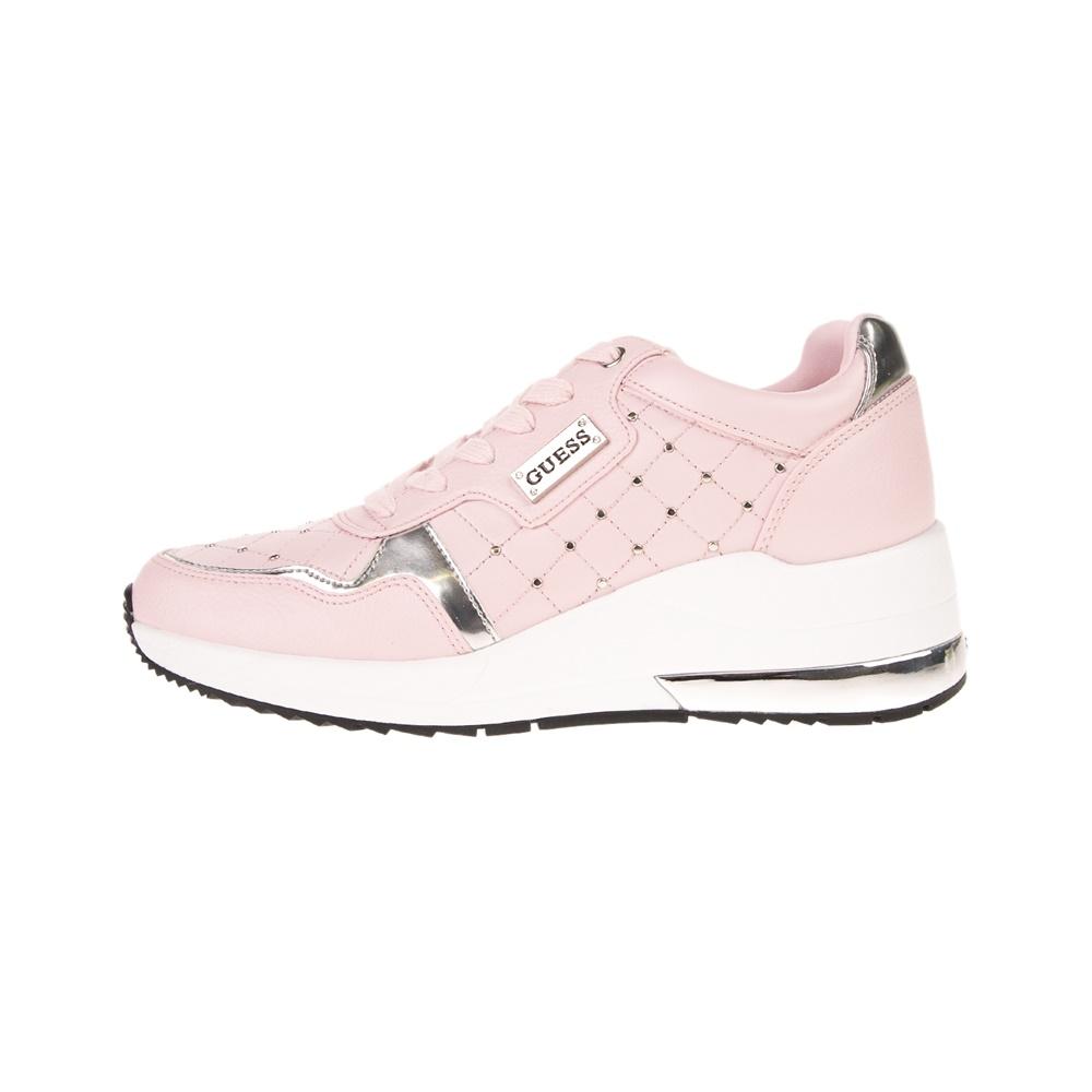 GUESS – Γυναικεία sneakers GUESS JANETTA ροζ