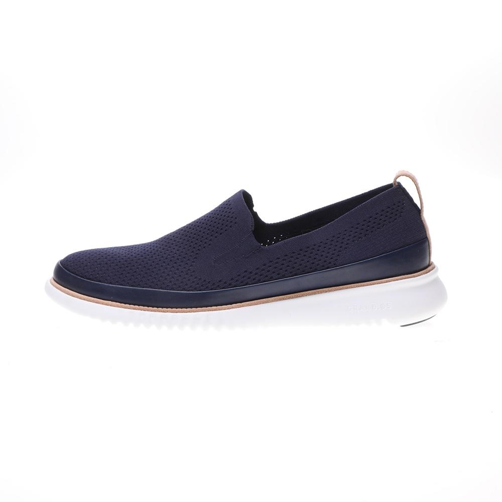 COLE HAAN – Ανδρικά παπούτσια slip on COLE HAAN 2.ZEROGRAND STITCHLITE μπλε