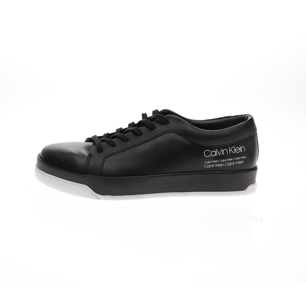 CALVIN KLEIN JEANS – Ανδρικά sneakers CALVIN KLEIN JEANS FAUSTO μαύρα
