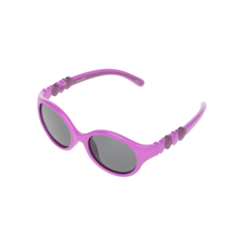 57fbef08c9 MARASIL - Παιδικά γυαλιά ηλίου με καρδιές MARASIL μοβ-ροζ