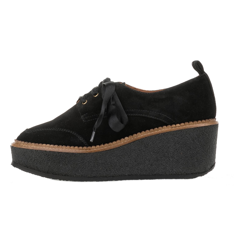 f0a427356b -40% Factory Outlet CASTANER – Γυναικεία flatforms παπούτσια CASTANER NEW  YORK μαύρα