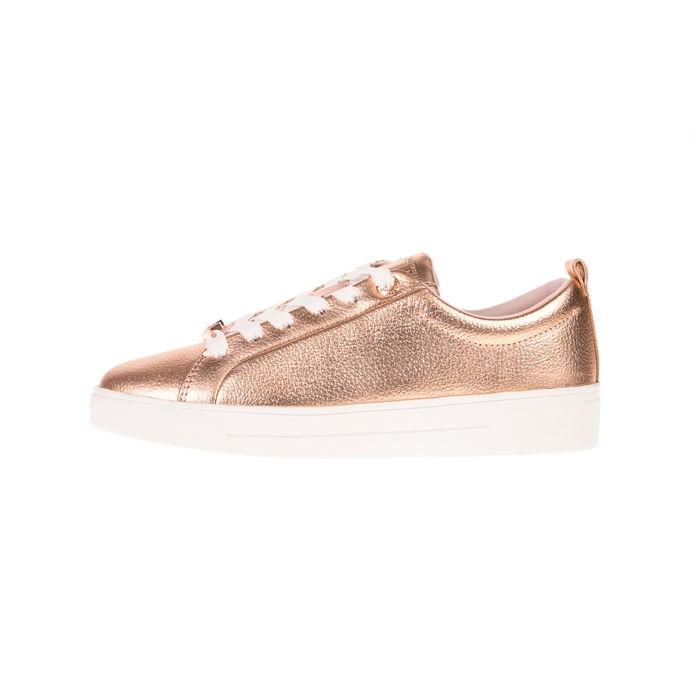 TED BAKER – Γυναικεία sneakers TED BAKER GIELLI χρυσά