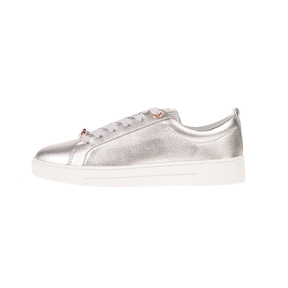 TED BAKER – Γυναικεία sneakers TED BAKER GIELLI ασημί