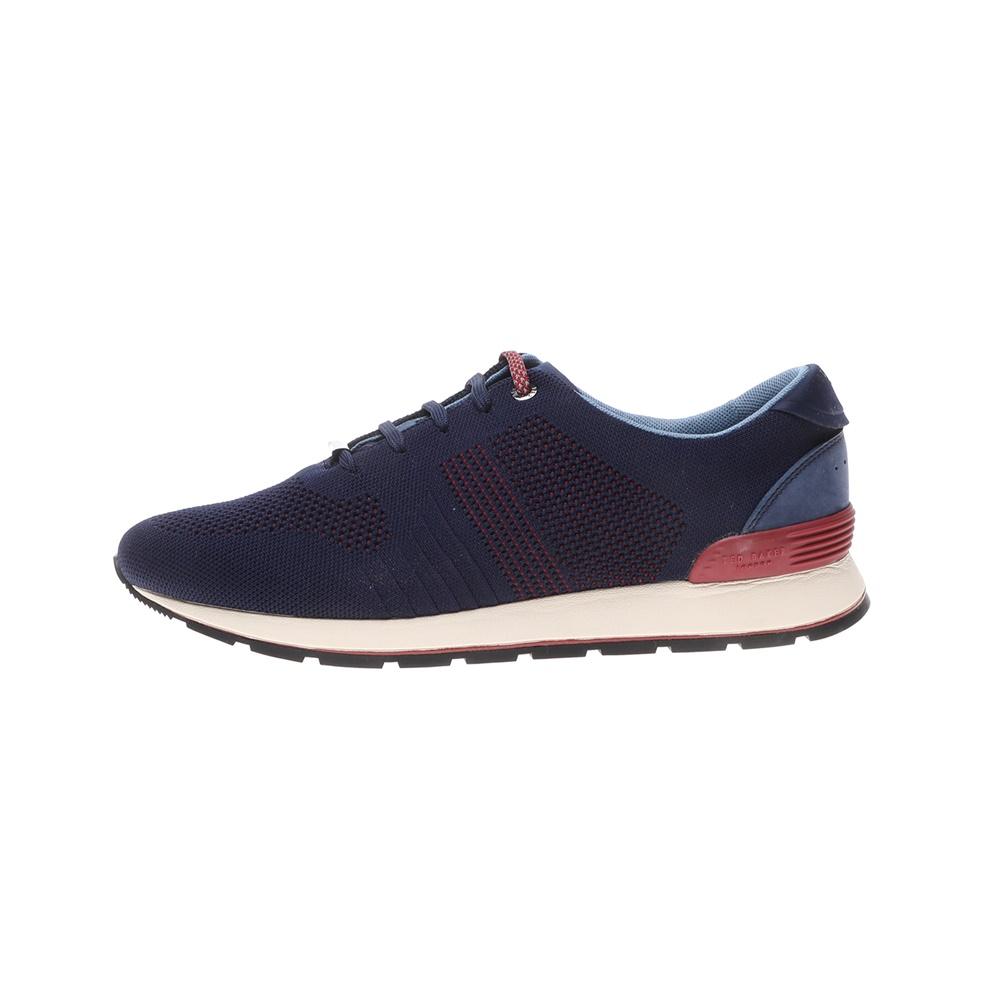 TED BAKER – Ανδρικά sneakers TED BAKER HILLRON μπλε