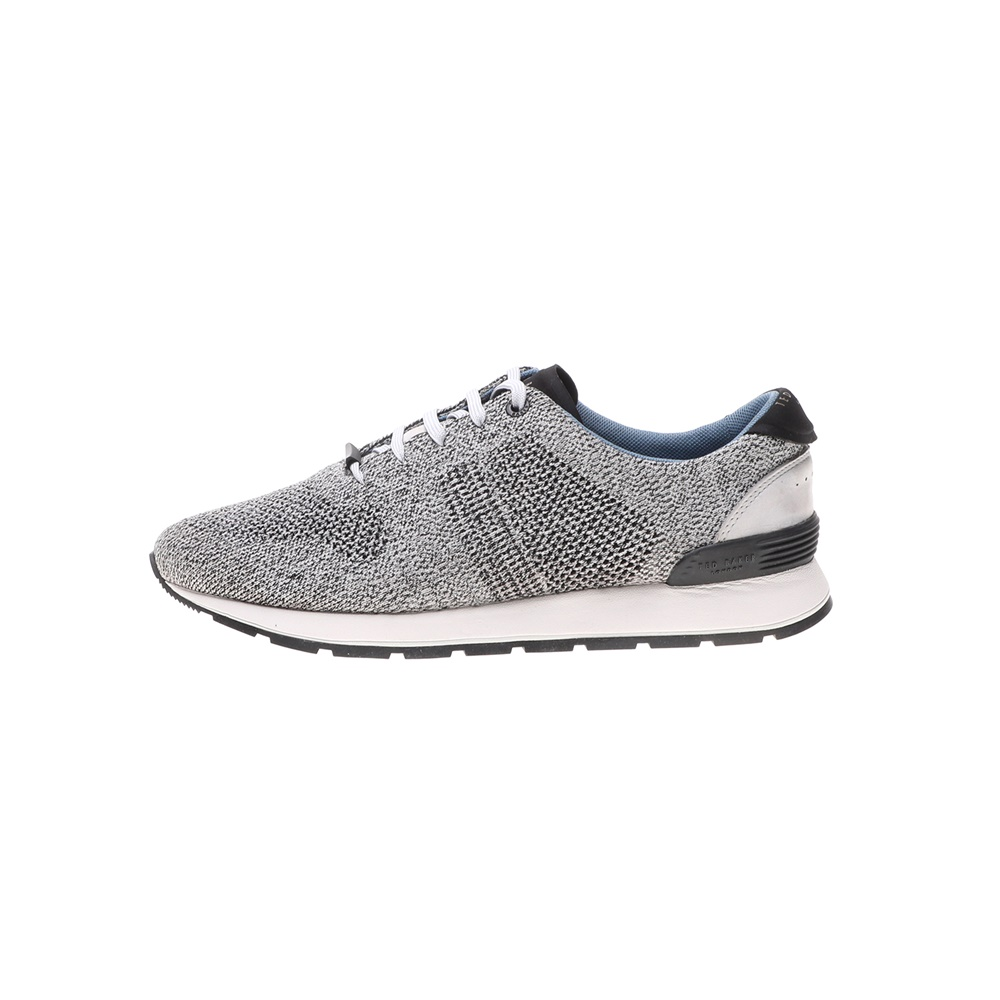 TED BAKER – Ανδρικά sneakers TED BAKER HILLRON γκρι