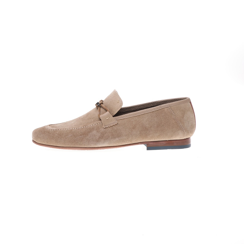 TED BAKER – Ανδρικά loafers TED BAKER SIBLAC καφέ