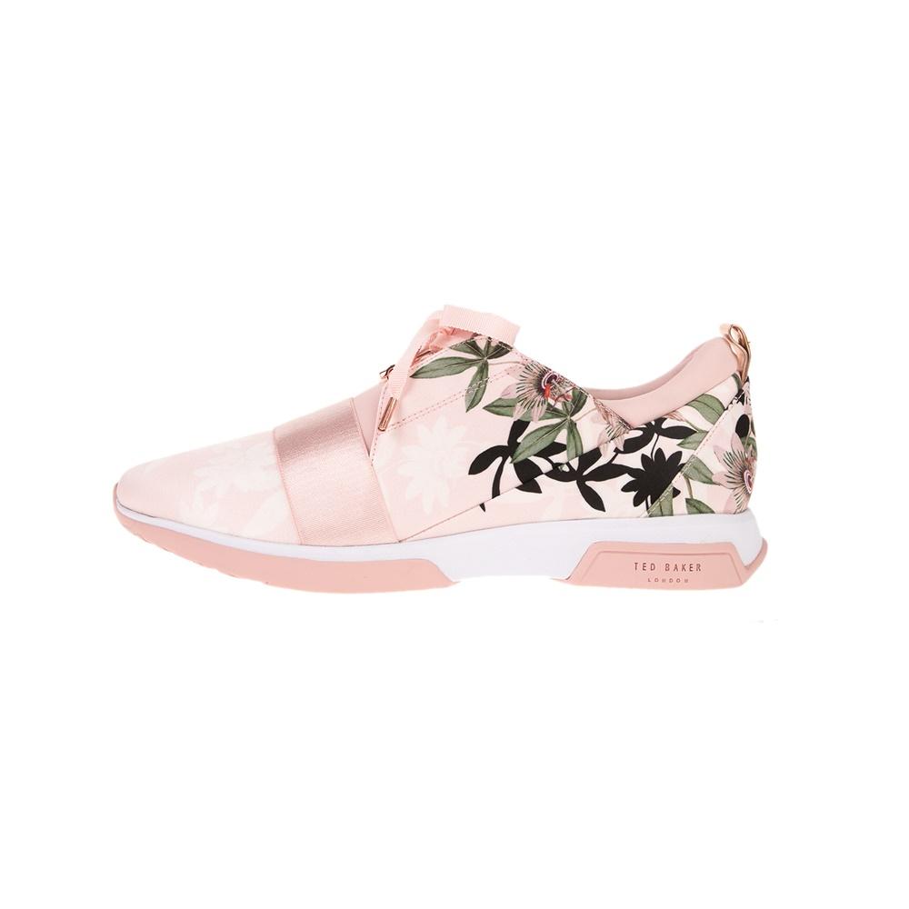 TED BAKER – Γυναικεία sneakers TED BAKER CEPAP 5 ροζ