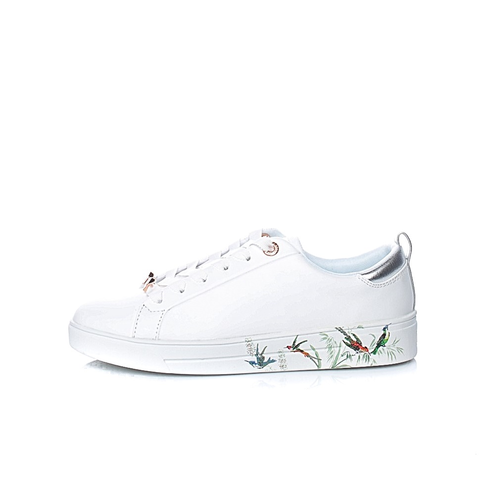 TED BAKER – Γυναικεία sneakers ROULLY λευκά