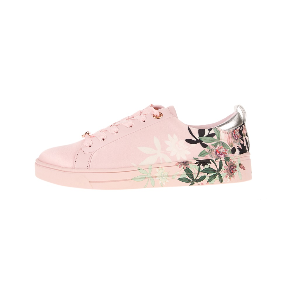 TED BAKER – Γυναικεία sneakers TED BAKER RIALY ροζ