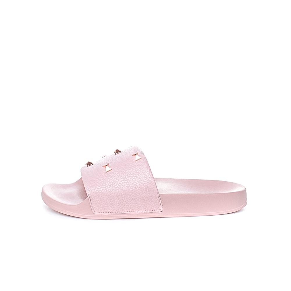 TED BAKER – Γυναικείες σαγιονάρες slides TED BAKER SYDENI ροζ