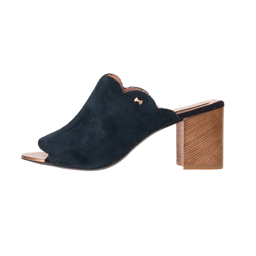 TED BAKER – Γυναικεία mules TED BAKER ZINIA μπλε