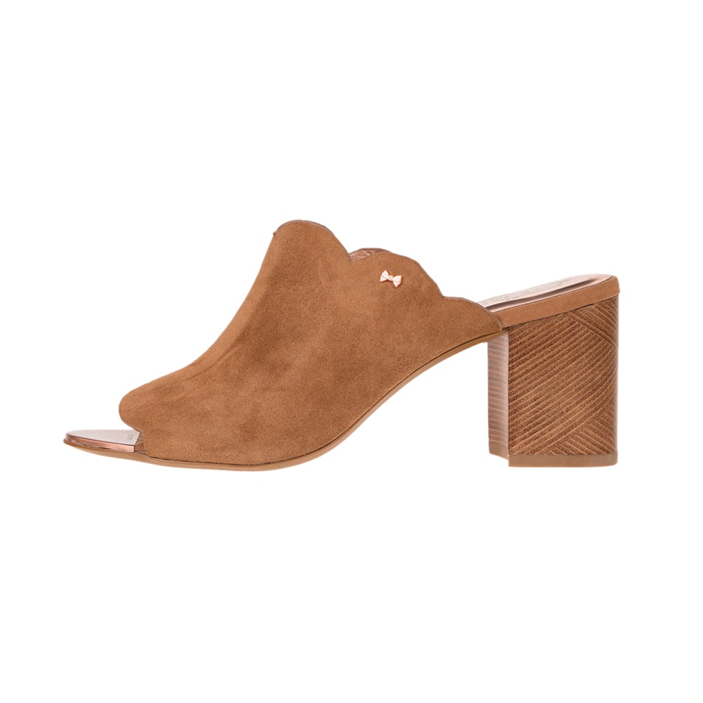 TED BAKER – Γυναικεία mules TED BAKER ZINIA καφέ