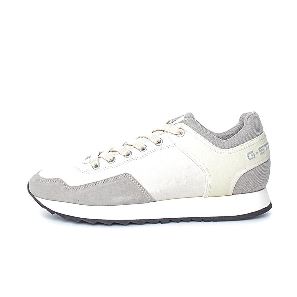 G-STAR RAW – Ανδρικά sneakers G-STAR RAW Calow Sneaker ασημί