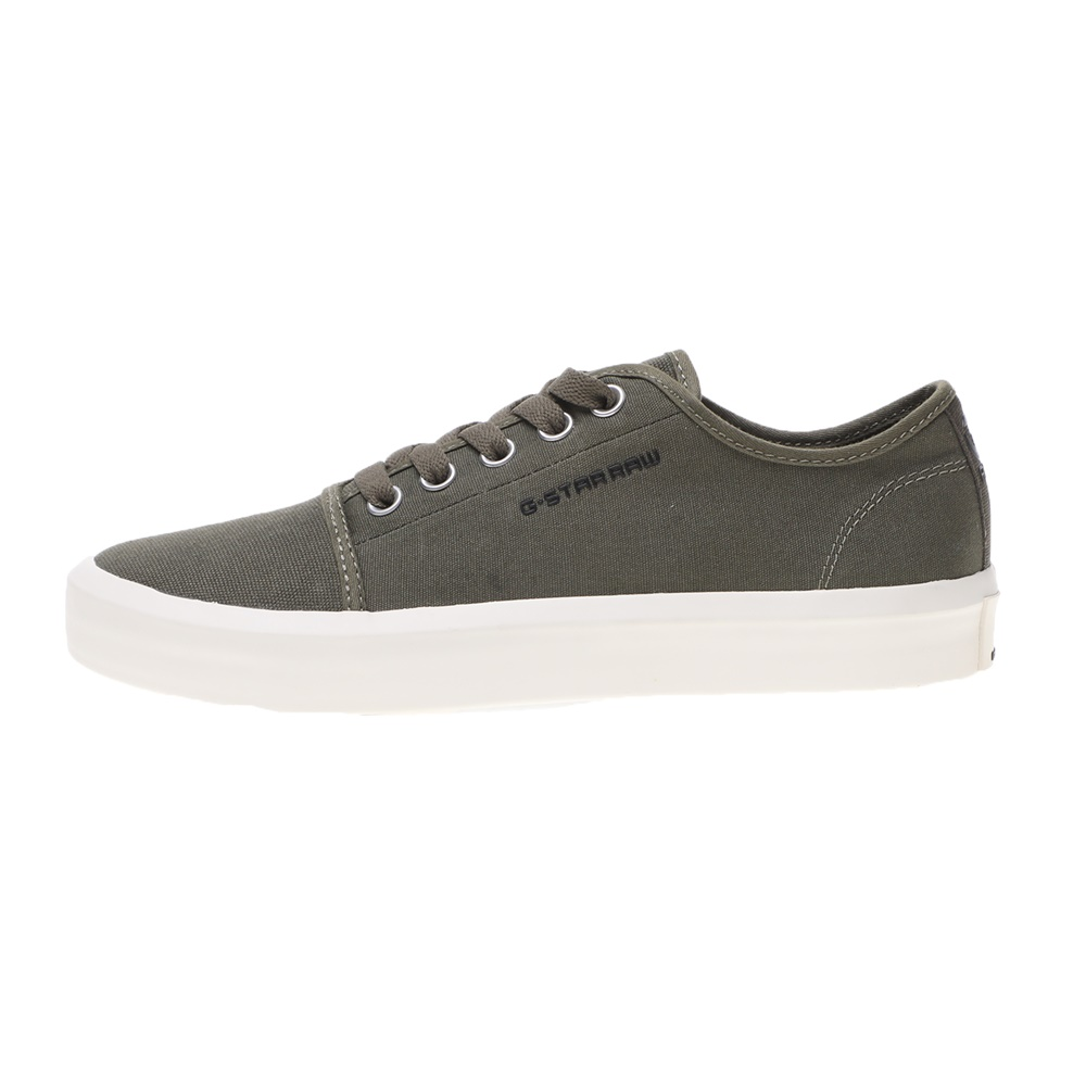 G-STAR RAW – Ανδρικά sneakers G-STAR RAW Strett II λαδί