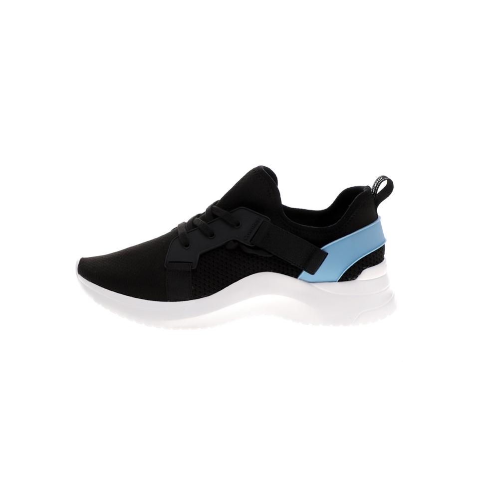 CALVIN KLEIN JEANS – Ανδρικά sneakers CALVIN KLEIN JEANS UNNI μαύρα μπλε