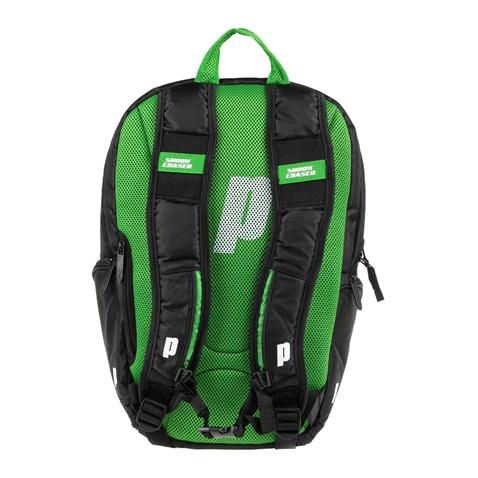 2219e5cff1 Unisex σακίδιο πλάτης για τένις TOUR TEAM PRINCE μαύρο-πράσινο ...