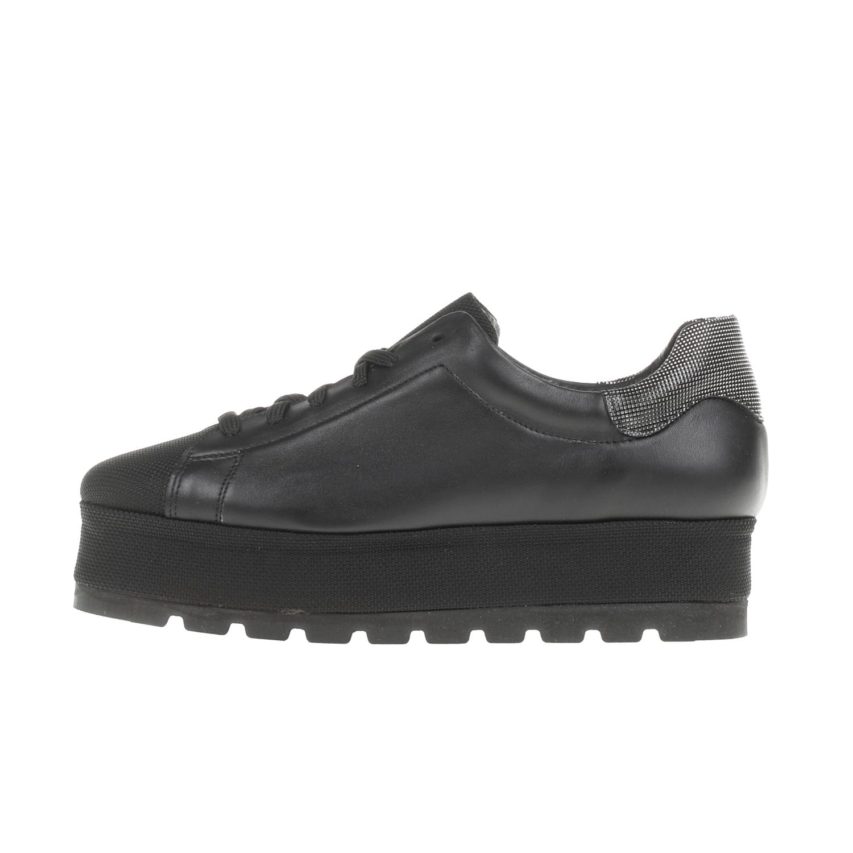 c4d756e9404 CHANIOTAKIS – Γυναικεία sneakers CHANIOTAKIS CORDURA μαύρα