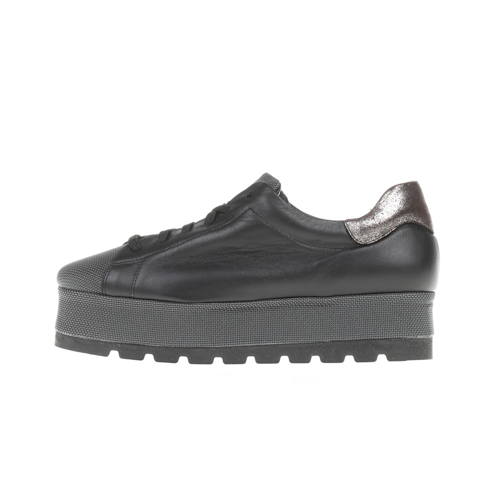 CHANIOTAKIS – Γυναικεία sneakers CHANIOTAKIS CORDURA μαύρα. Factoryoutlet cf5ff3822c1