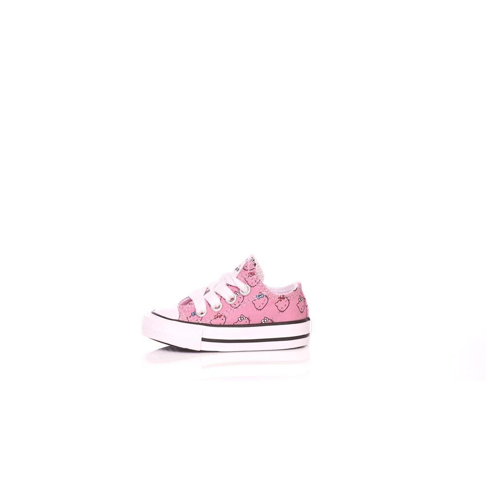 CONVERSE – Βρεφικά παπούτσια Converse X Hello Kitty Chuck Taylor All Star ροζ