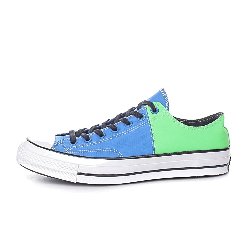 CONVERSE – Unisex sneakers CONVERSE Chuck 70 μπλε-πράσινα