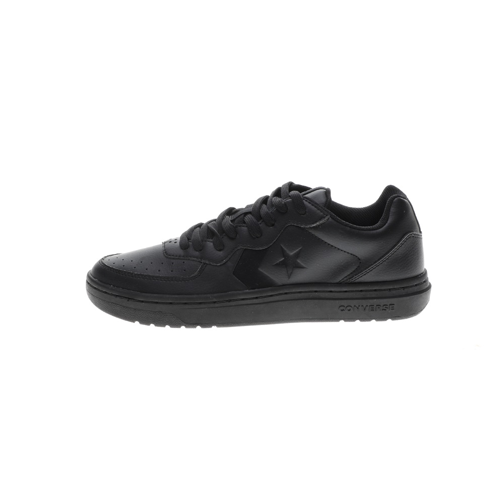 CONVERSE – Unisex sneakers CONVERSE RIVAL μαύρα