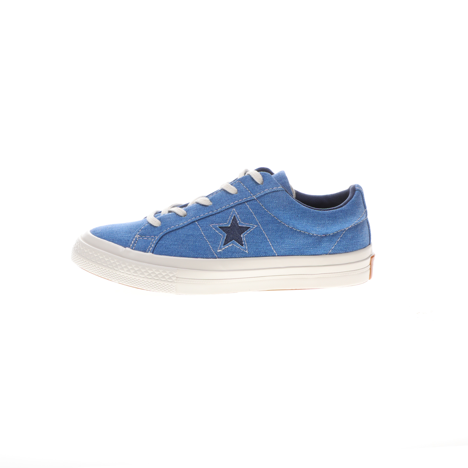 CONVERSE – Παιδικά sneakers One Star μπλε