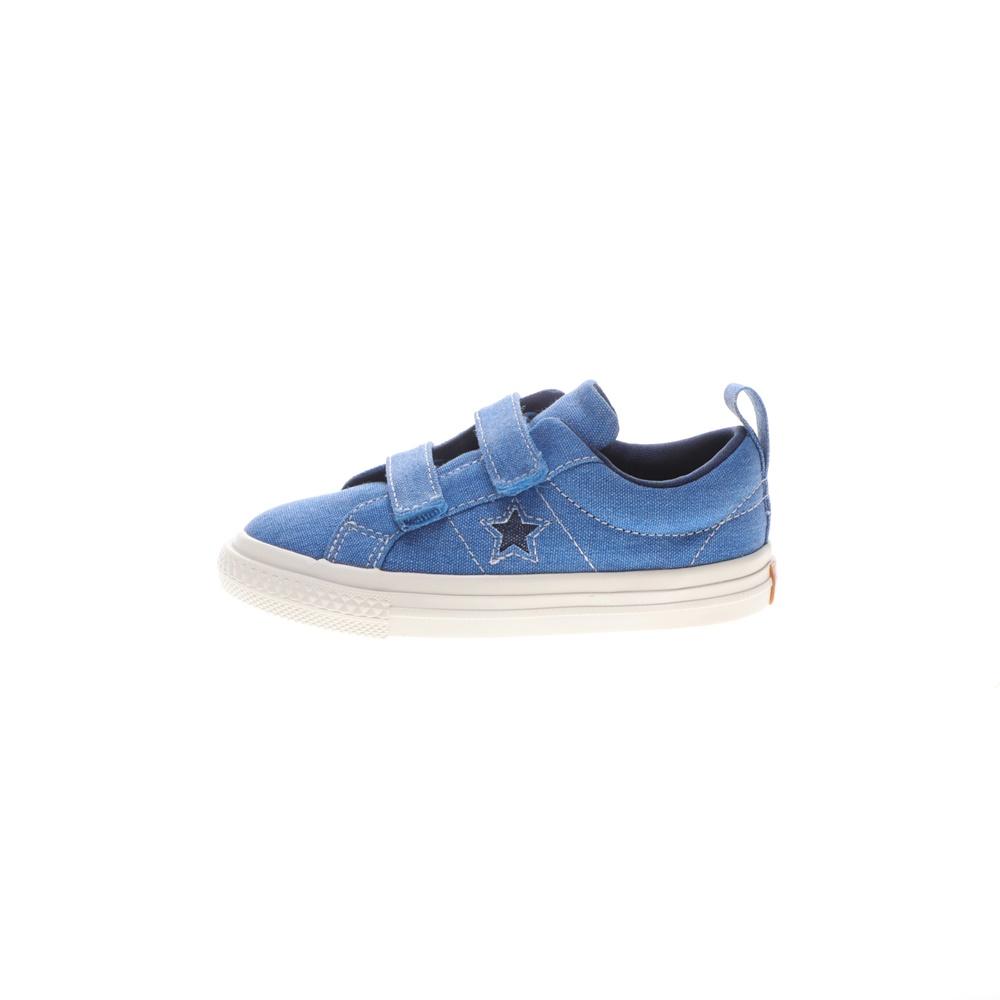 CONVERSE – Βρεφικά sneakers CONVERSE Οne Star 2V μπλε