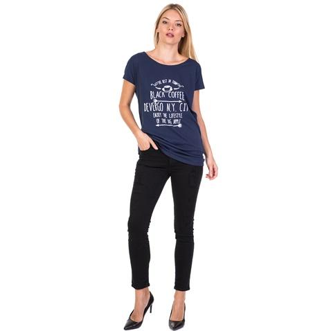 Γυναικείο τζιν παντελόνι Sally 16017 DEVERGO JEANS μαύρο (1711603.1 ... ba2fbb26cbd