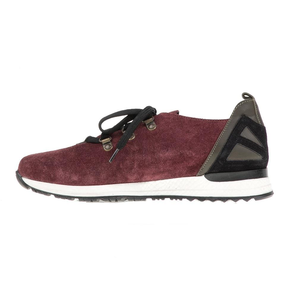 CHANIOTAKIS - Γυναικεία sneakers CHANIOTAKIS SPORT SOFTY μπορντό ... 04cc4328620