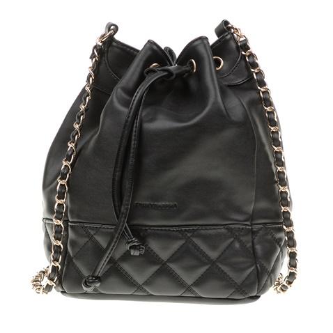 79715f1e39 Γυναικεία τσάντα πουγκί FUNKY BUDDHA μαύρη (1712255.0-0071 ...