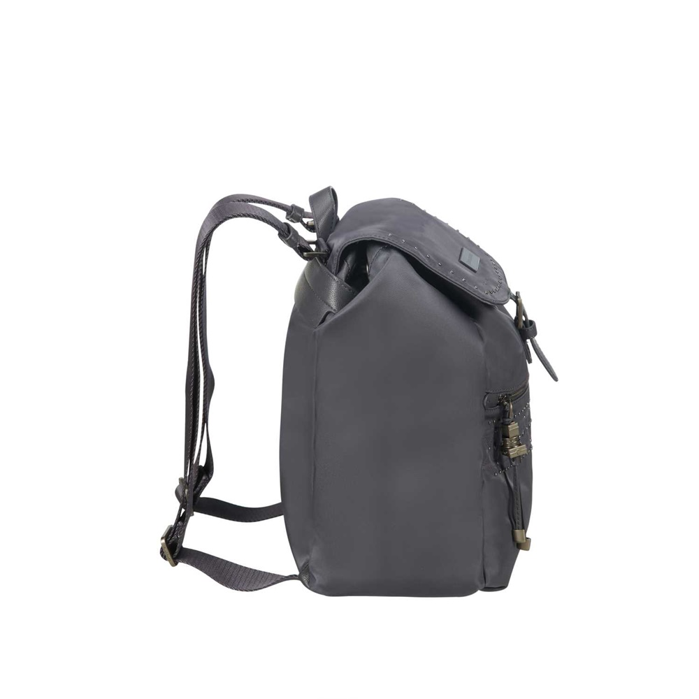 ca65be9756 SAMSONITE - Γυναικεία τσάντα πλάτης KARISSA γκρι