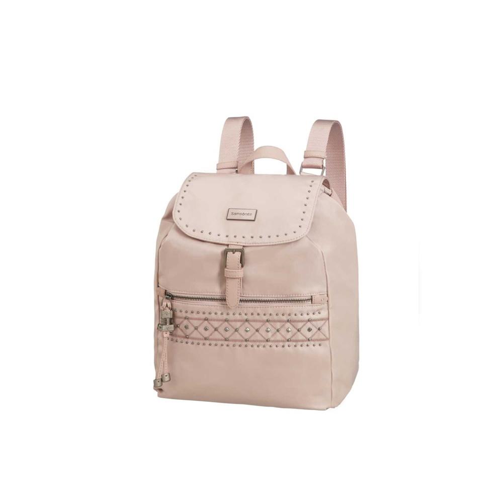 29db09b36d SAMSONITE - Γυναικεία τσάντα πλάτης KARISSA ροζ