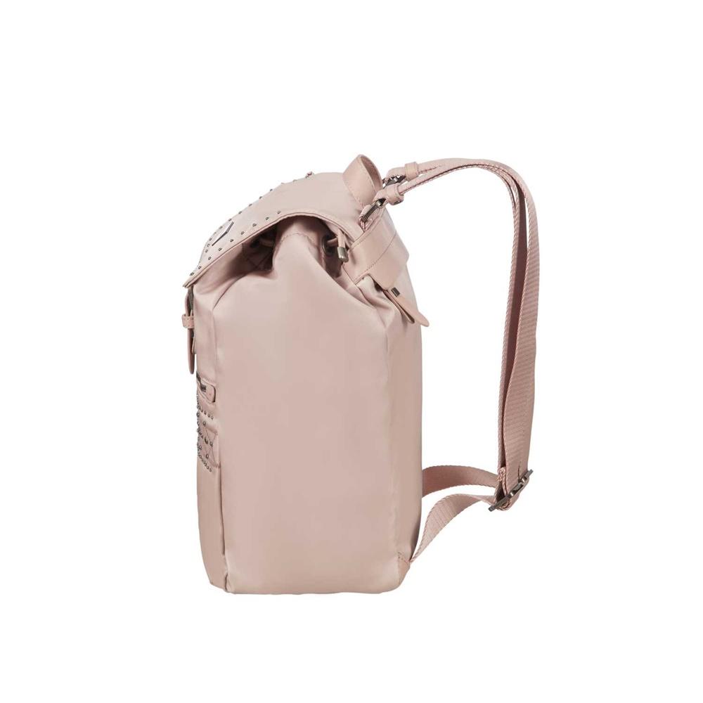 776d893417 SAMSONITE - Γυναικεία τσάντα πλάτης KARISSA ροζ
