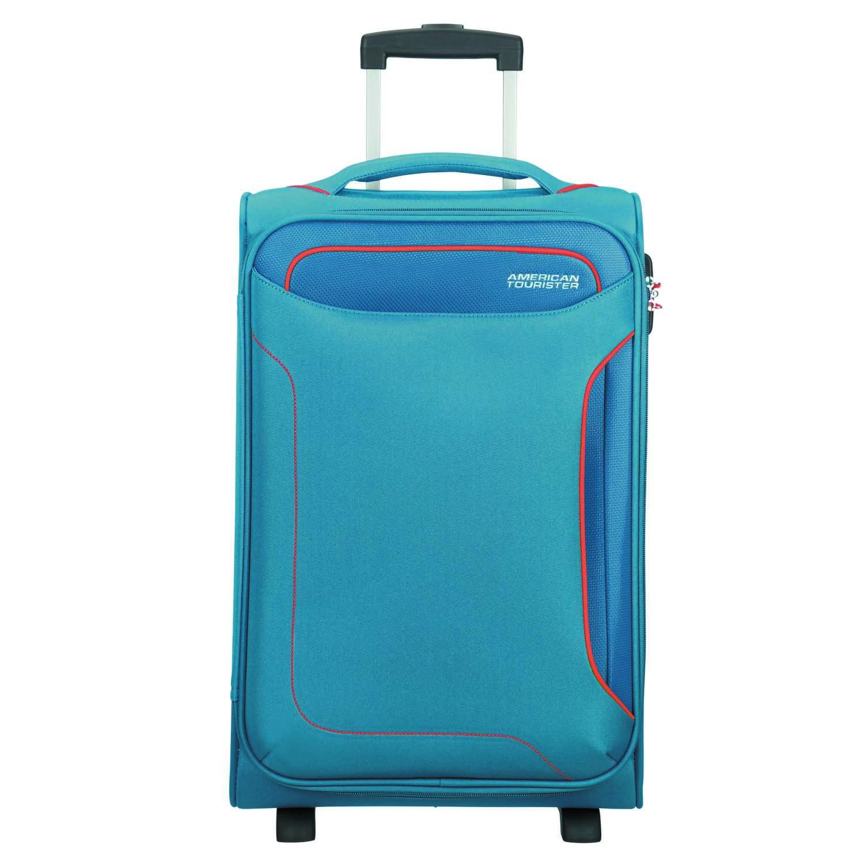 1dff2e4e24 AMERICAN TOURISTER – Βαλίτσα καμπίνας HOLIDAY HEAT UPRIGHT 55 20 μπλε