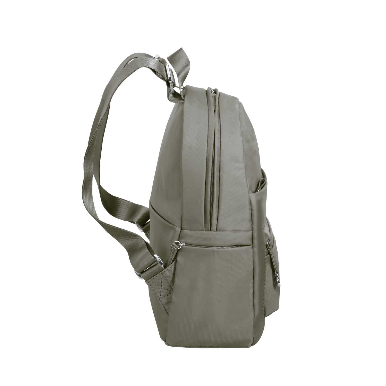3eca0e633a3b SAMSONITE - Γυναικεία τσάντα πλάτης MOVE 2 χακί