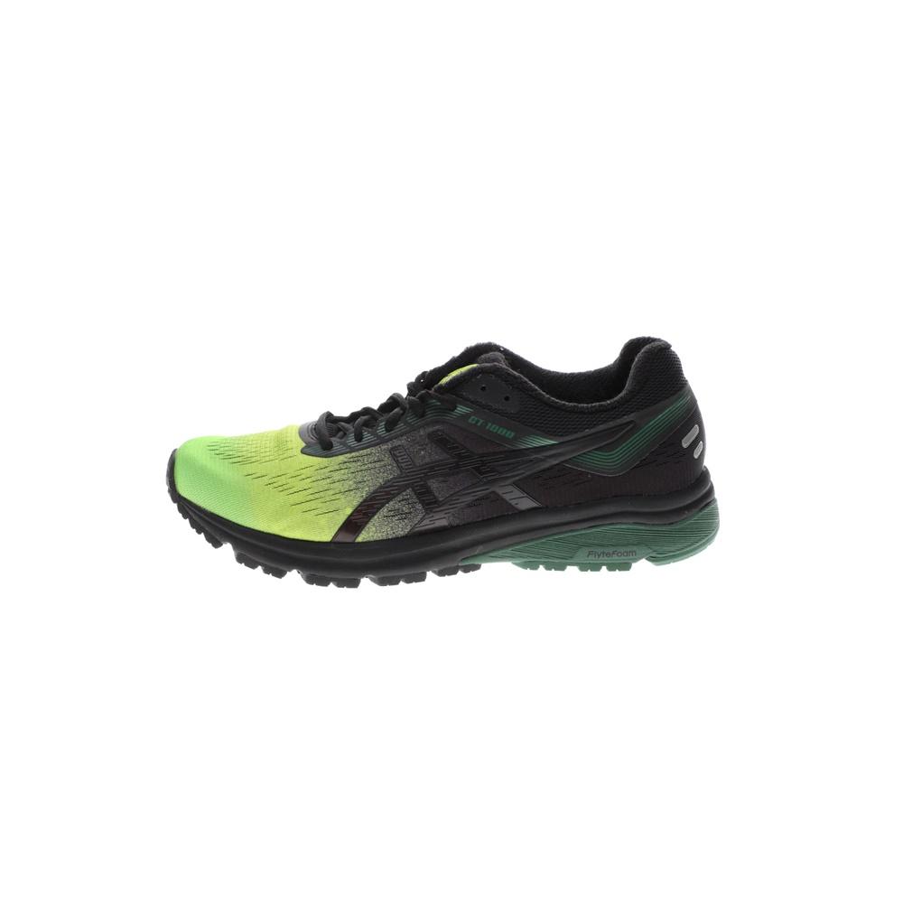 ASICS – Ανδρικά παπούτσια running ASICS GT-1000 7 SP μαύρα πράσινα