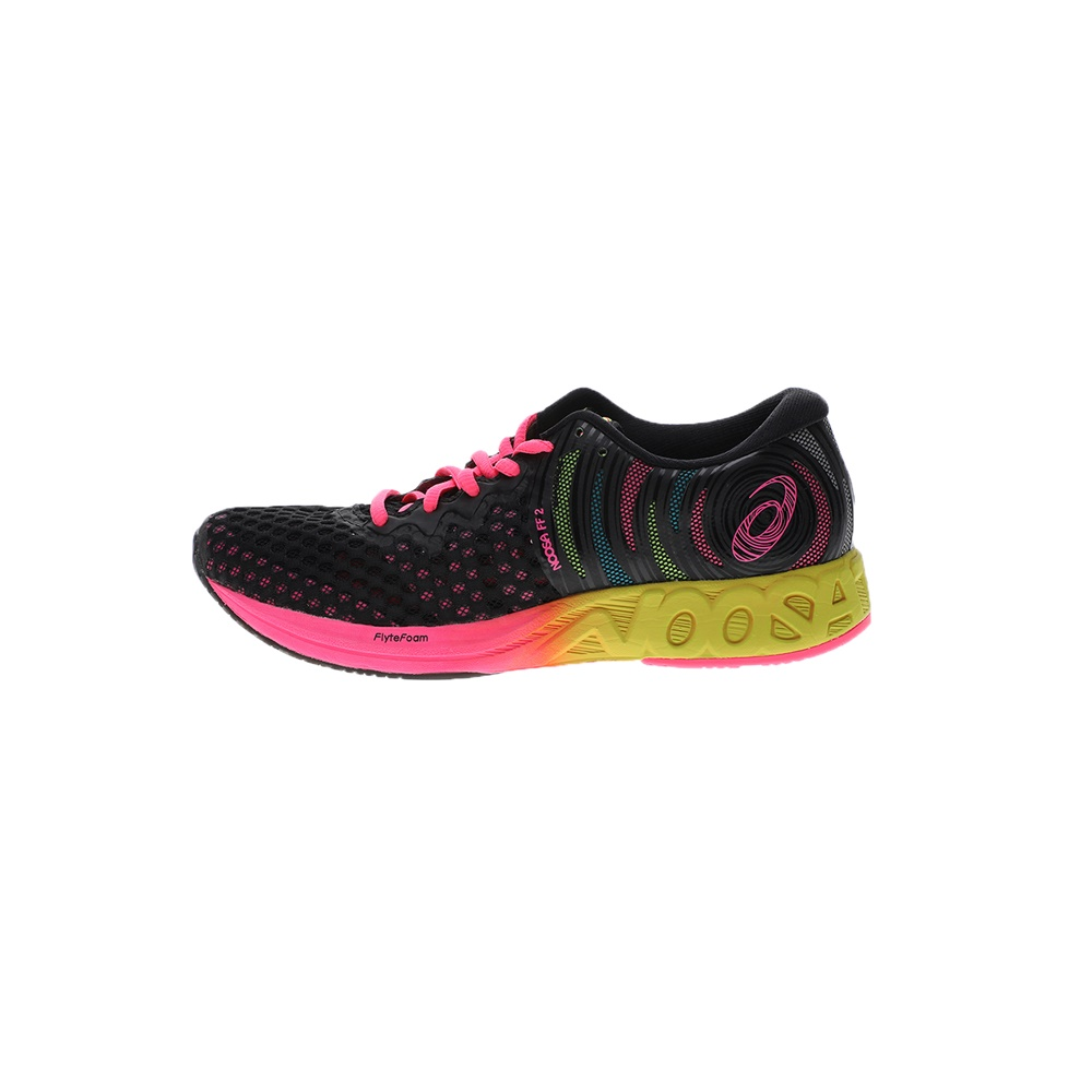 ASICS – Γυναικεία παπούτσια ASICS NOOSA FF 2 μαύρα ροζ