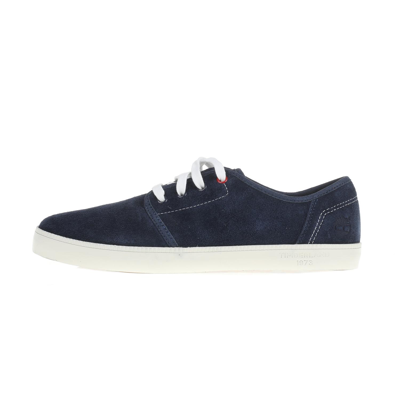 TIMBERLAND – Ανδρικά suede sneakers TIMBERLAND NEWPORT BAY μπλε