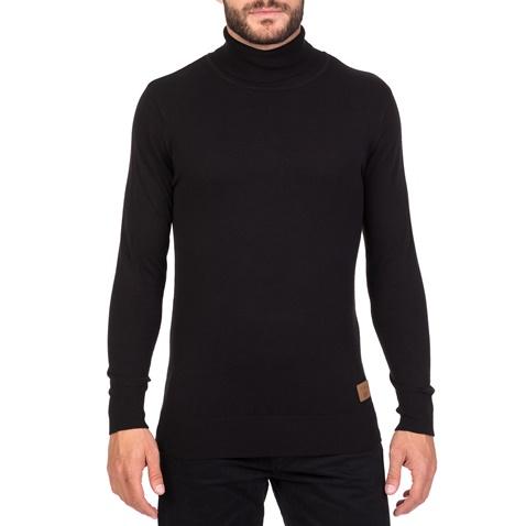 Ανδρικό πουλόβερ με ζιβάγκο BATTERY μαύρο (1715733.0-0071)  56a33468b39