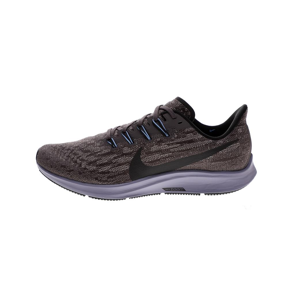 NIKE – Ανδρικά παπούτσια running NIKE AIR ZOOM PEGASUS 36 μαύρα γκρι