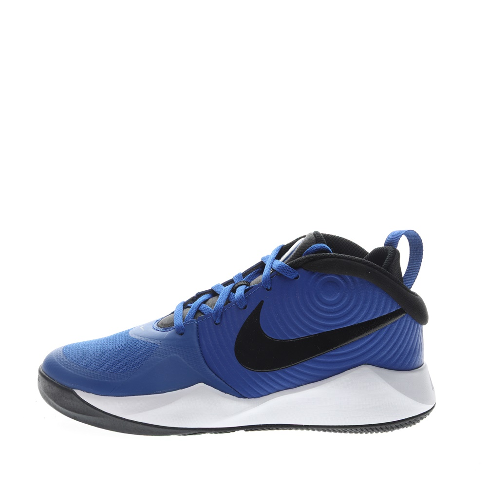 NIKE – Παιδικά παπούτσια μπάσκετ NIKE TEAM HUSTLE D 9 (GS) μπλε