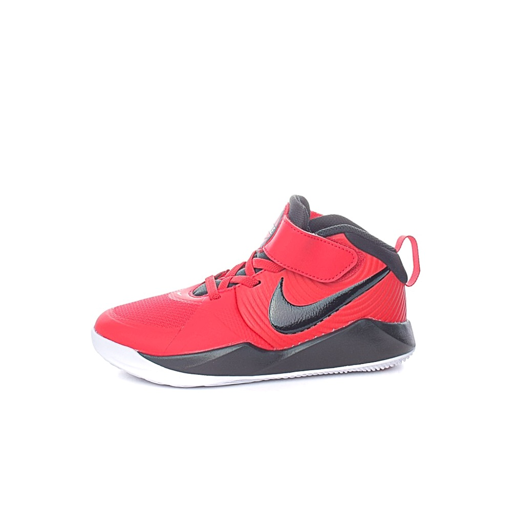 NIKE – Παιδικά παπούτσια μπάσκετ NIKE TEAM HUSTLE D 9 (PS) κόκκινα