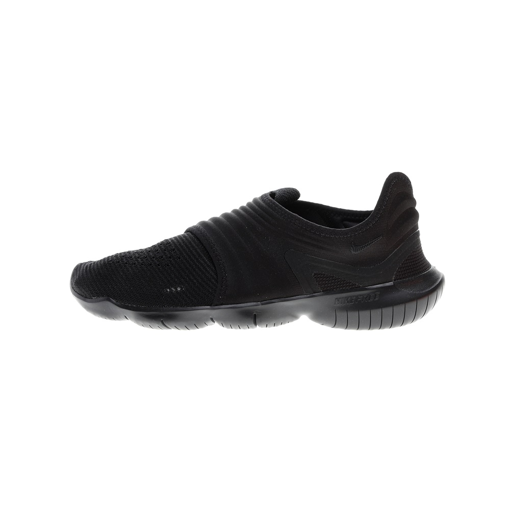 NIKE – Ανδρικά αθλητικά παπούτσια NIKE FREE RN FLYKNIT 3.0 μαύρα