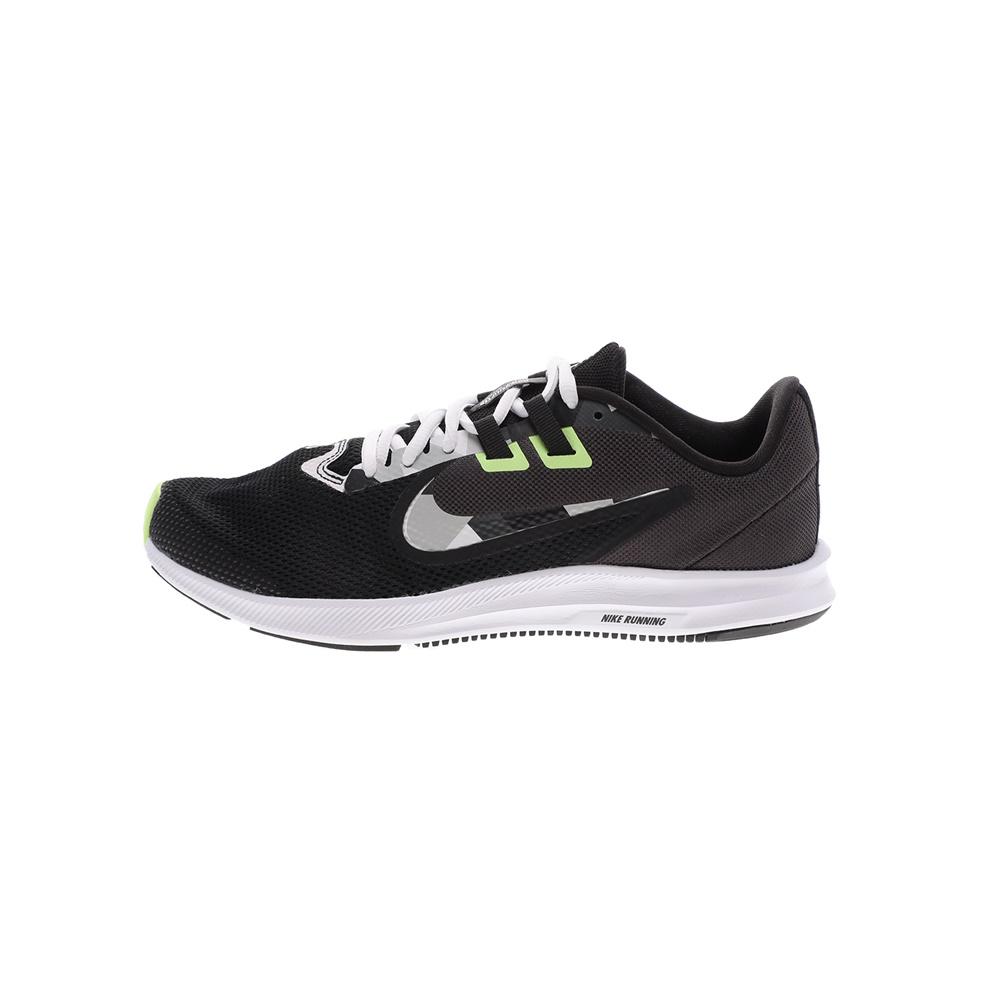 NIKE – Ανδρικά παπούτσια running NIKE DOWNSHIFTER 9 μαύρα κίτρινα