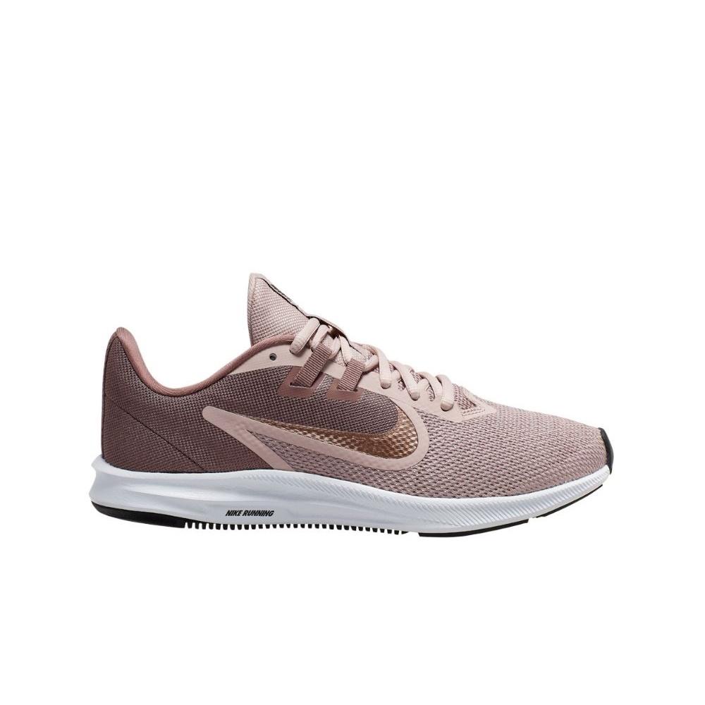 NIKE – Γυναικεία παπούτσια running NIKE DOWNSHIFTER 9 χρυσό